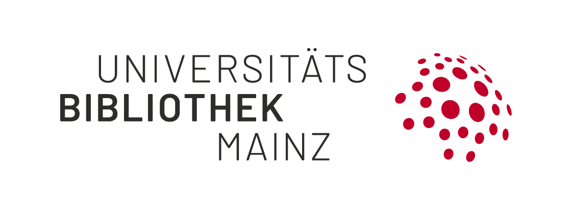 Logo Universitätsbibliothek Mainz
